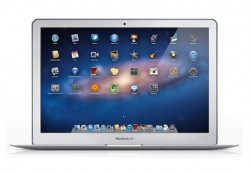 Apple MacBook Air (MC965LL/A) (Mid 2011) (Intel Core i5-2557M 1.7GHz, RAM 4GB, SSD 128GB, VGA Intel HD 3000, 13.3 inch, Mac OS X Lion)