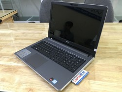 Laptop Dell Inspiron N5559 (Core i7-6500U, RAM 8GB, HDD 1TB, VGA 2GB AMD Radeon R5 M335, 15.6 inch LED HD)