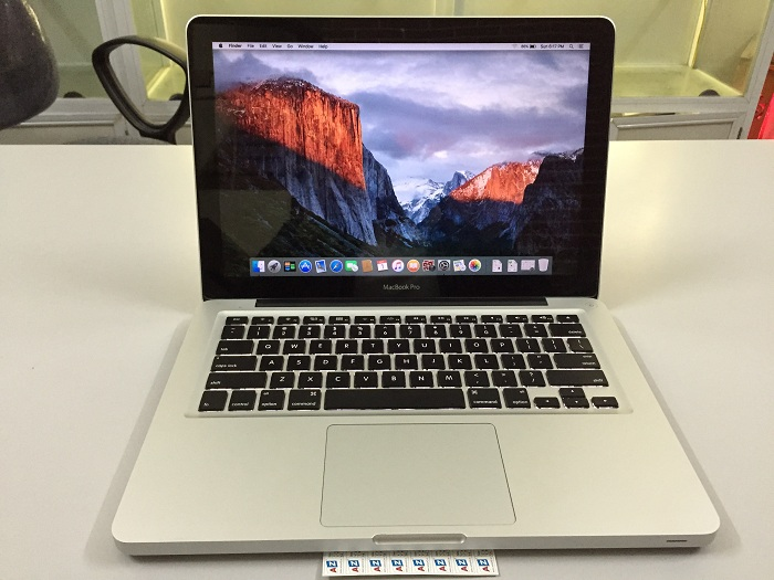 Apple Macbook Pro MC700 (Core i5-2410M 2.3GHz, RAM 4GB, HDD 320GB, VGA Intel HD Graphics 3000, 13.3 inch)