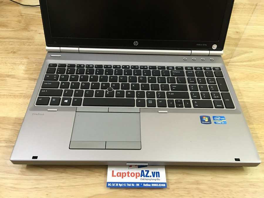 Laptop HP EliteBook 8570p (Core i7-3520M, RAM 4GB, HDD 320GB, VGA 1GB ATI Radeon HD 7570M, 15.6 inch)