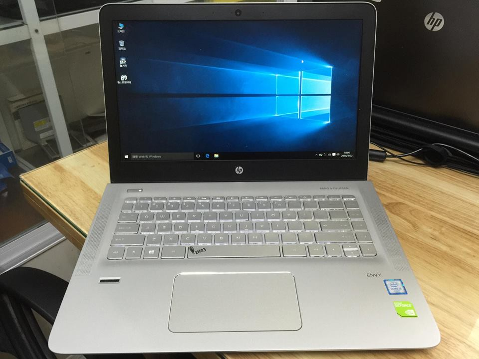 Laptop HP ENVY 14(Core i5-6200U, RAM 4GB, HDD 500GB, VGA 2GB NVIDIA GeForce GTX 940M, 14.0 FullHD)