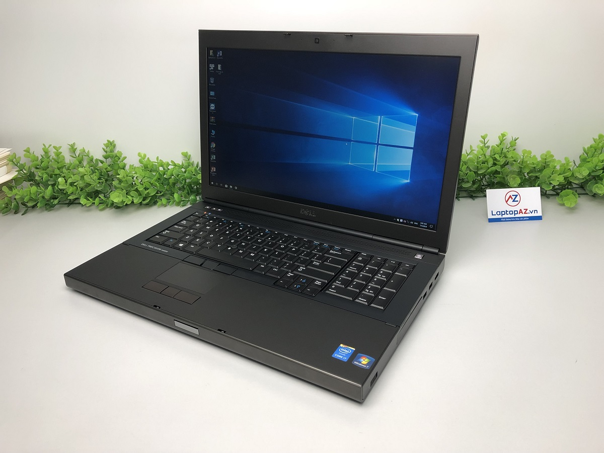 Laptop Dell Precision M6800 (Core i7-4800MQ, RAM 8GB, HDD 500GB, VGA 4GB NVIDIA Quadro K3100M, 17.3 inch Full HD)