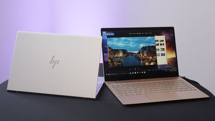 Laptop HP ENVY 13-2018(Core i5-8250U, RAM 4GB, SSD 128GB, VGA Intel UHD Graphics 620, 13.3 FHD + IPS)