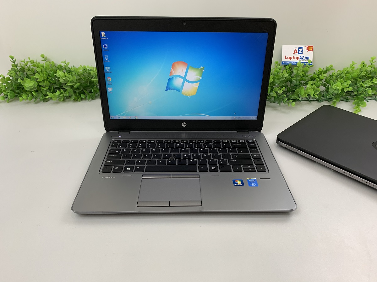 Laptop HP EliteBook 840 G1 (Core i7-4600U, RAM 4GB, HDD 500GB, VGA Intel HD Graphics 4400, 14 inch)