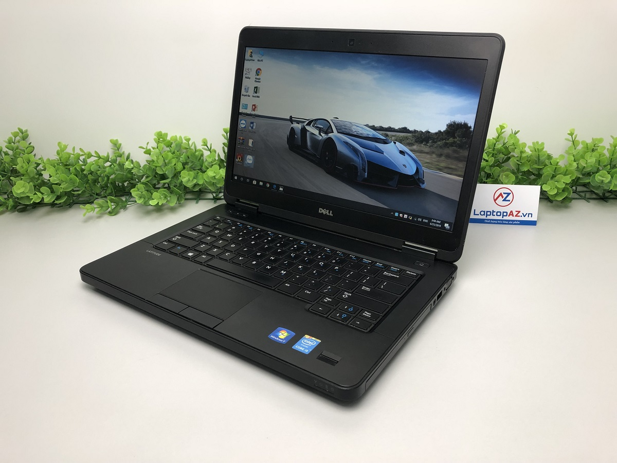 Laptop cũ Dell Latitude E5440 Core i5-4300U, RAM 4GB, SSD 128GB, HD 4400, 14 inch