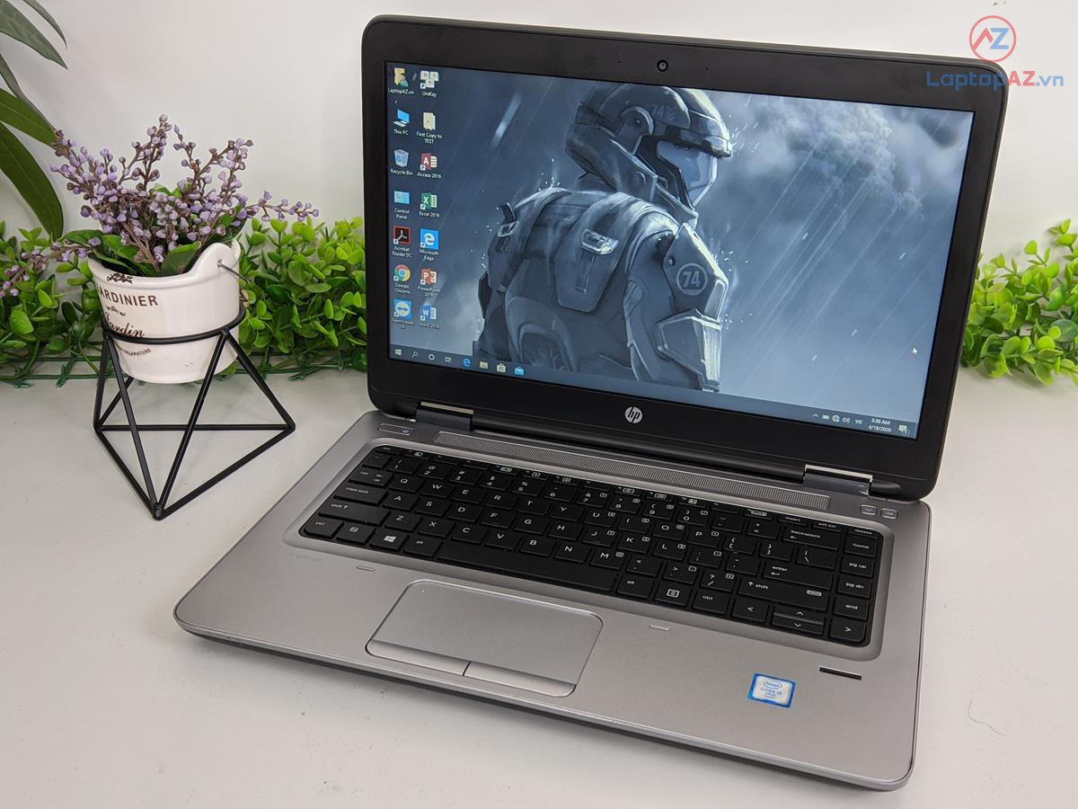Laptop cũ HP Probook 640 G2 (Core i5-6300U, RAM 4GB, SSD 128GB, VGA Intel HD Graphics 520, 14 inch HD)