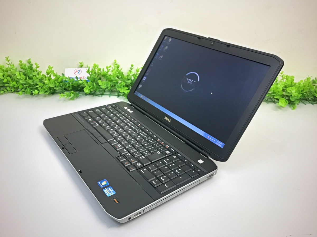 Laptop Dell Latitude E5530 i5 3210M, 4GB, Intel HD 4000, SSD 120GB, 15.6 Inch