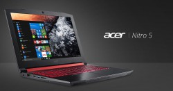 Laptop Acer Nitro 5 (Core i5-7300HQ, RAM 8GB, HDD 1000GB, VGA 2GB NVIDIA Geforce GTX 1050, 15.6 inch Full HD)