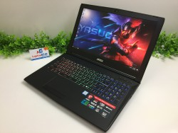 Laptop MSI GP62MVR 7RFX 893XVN (Core i7-7700HQ, RAM 16GB, HDD 1TB + SSD 128GB VGA 6GB  NVIDIA GTX 1060, 15.6 inch Full HD 120Hz)