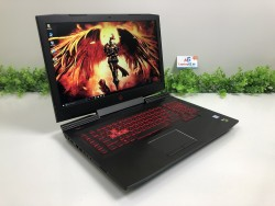 Laptop HP OMEN 17-AN014TX (Core i7-7700HQ, RAM 8GB, HDD 1TB + SSD 128GB, VGA 8GB NVIDIA GTX 1070, 17.3 inch FHD IPS 120Hz)