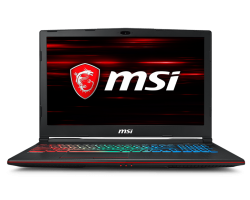 Laptop MSI GP63 Leopard 8RE-006CN (Core i7 8750H, RAM 16GB, HDD 1TB + SSD 128GB, VGA 6GB NVIDIA GTX 1060, 15.6 inch FHD 120Hz)