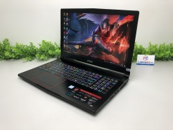 MSI GE63 Raider 8RE 266VN Core i7-8750H, 16GB, 256+1TB, GTX 1060  6GB, 15,6 FHD Mới 99%