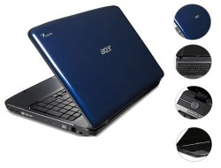 Laptop cũ Acer Aspire 4736z (Core 2 Duo T6600, RAM 2GB, HDD 250GB, VGA Intel GMA 4500MHD, 14.0 inch)