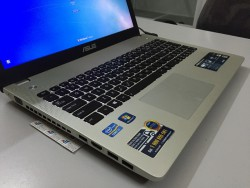 Laptop Asus N56JK-XO061H (Core i7-4710HQ, RAM 8GB, HDD 1TB, VGA 2GB NVIDIA GTX 850M, 15.6 inch full HD)