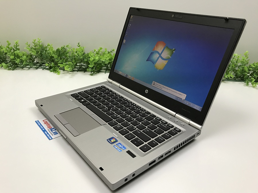 Laptop cũ HP EliteBook 8470p (Core i5-3320M, RAM 4GB, HDD 250GB, VGA intel HD Graphics 4000, 14 inch)