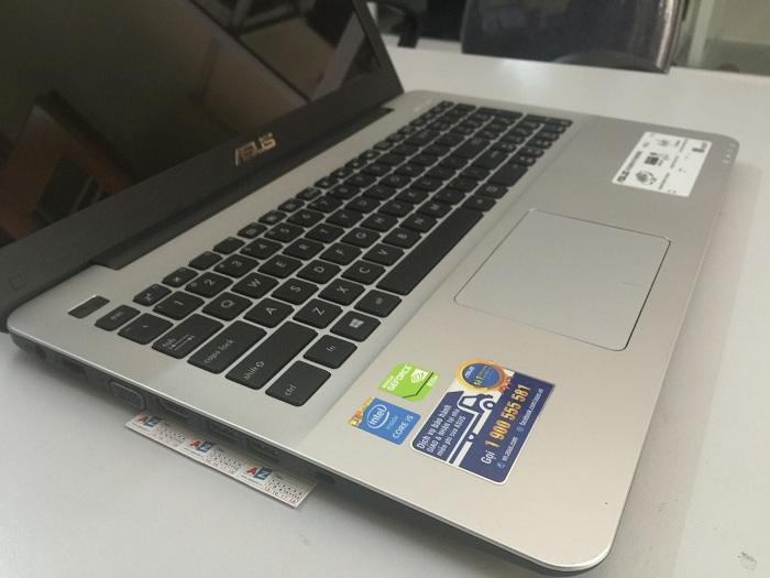 Bán Laptop Asus K555LD core i5 uy tín tại Hà Nội và trên toàn quốc