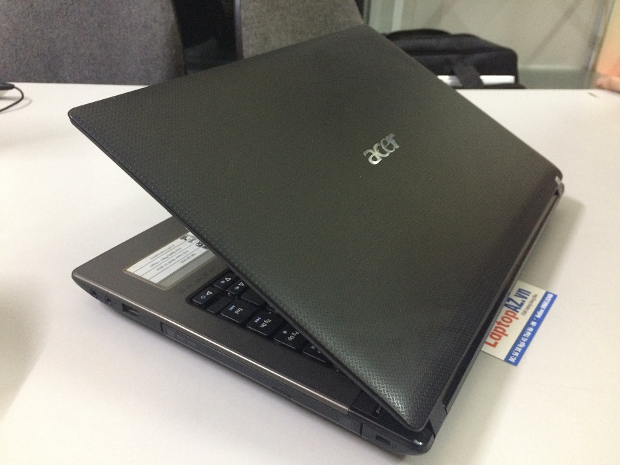 Laptop cũ Acer Aspire 4743 (Core i5-480M, RAM 2GB, HDD 500GB, VGA Intel HD Graphics, 14 inch)