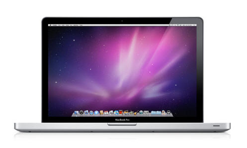 Apple Macbook Pro Unibody (MC372ZP/A) (Mid 2010) (Intel Core i5-540M 2.53GHz, RAM 4GB, HDD 500GB, VGA NVIDIA GeForce GT 330M / Intel HD Graphics, 15.4 inch, Mac OSX 10.6 Leopard)