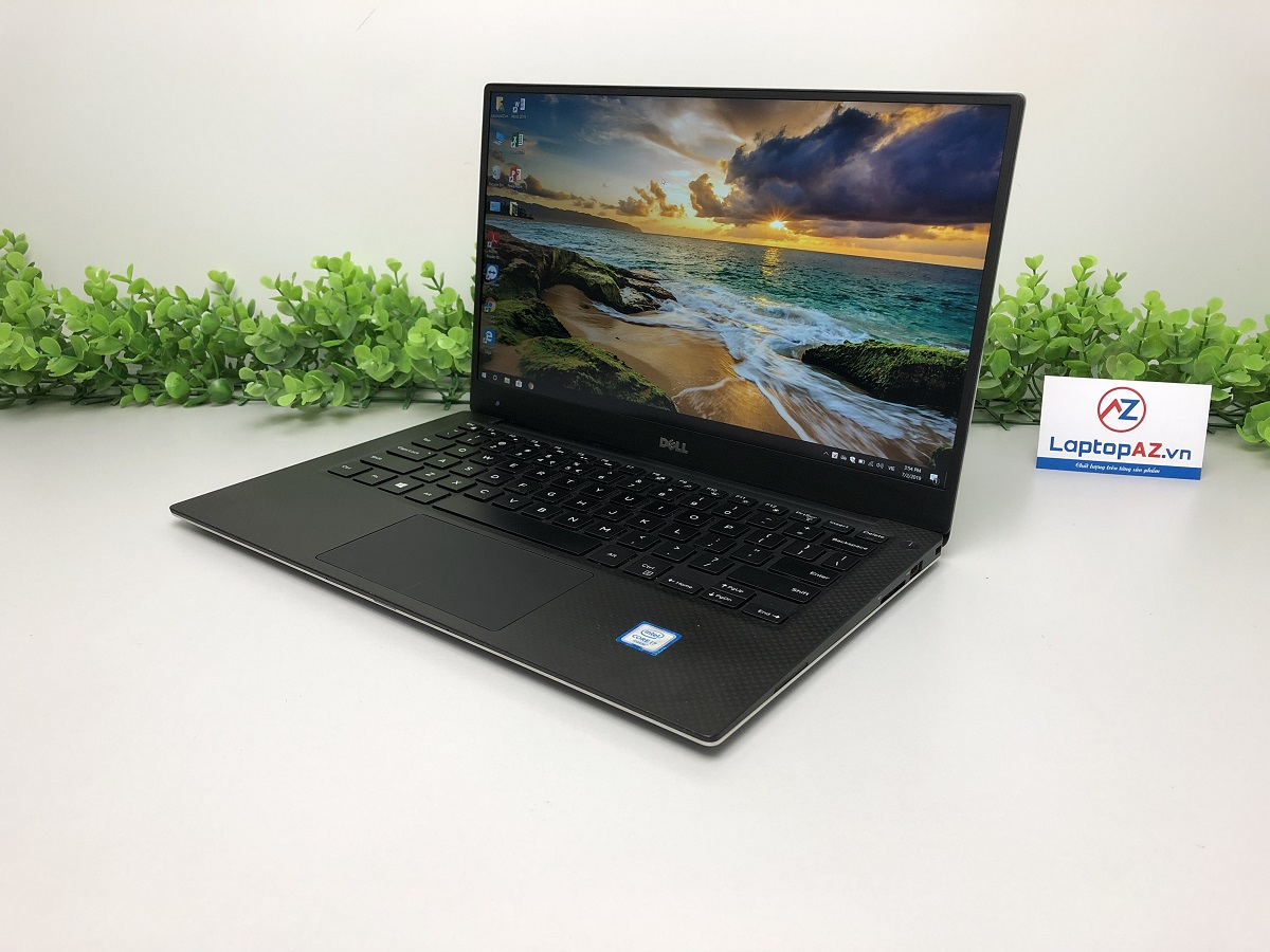 Laptop Dell XPS 13-9350 (Core i7-6500U, RAM 8GB, SSD 256GB, VGA Intel HD Grapics 520, 13.3 inch FH IPS)